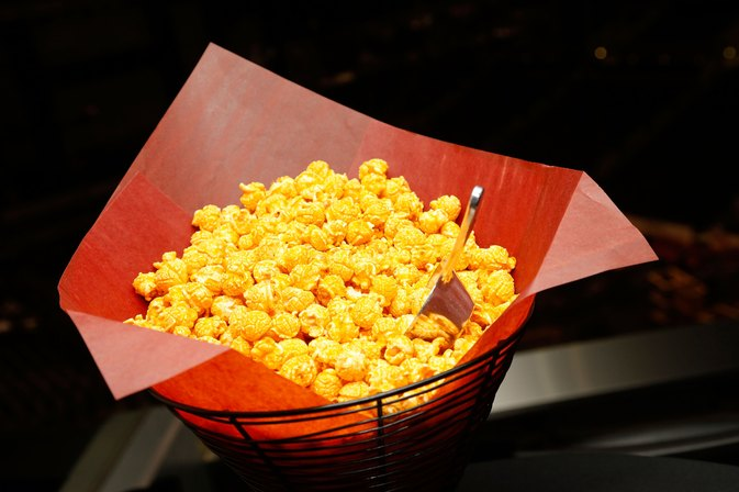 How Many Calories Are in Plain Popcorn?