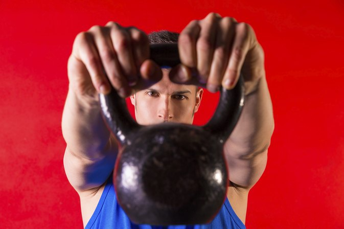 Kettle Bell Tricep Exercises