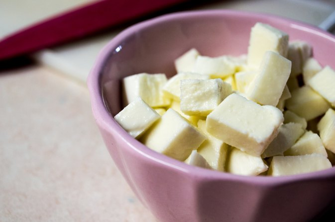 Calories in Cheese Cubes