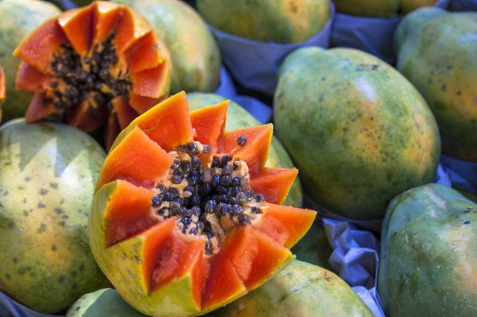 Papaya for Digestion