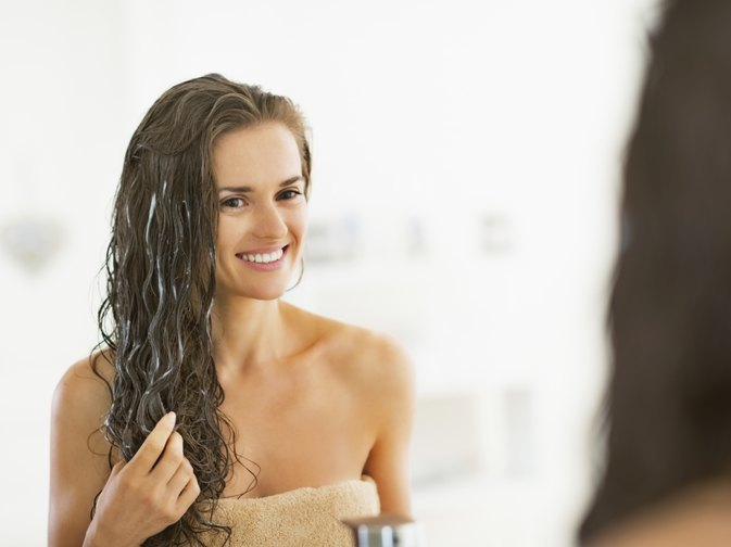 the best deep conditioners for fine hair | livestrong