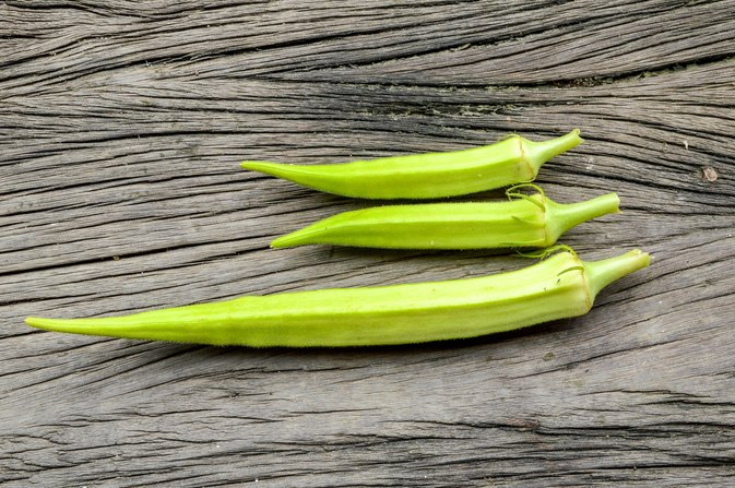 How to Cook Fresh Whole Okra