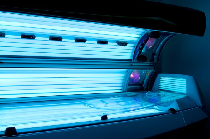 Effects of Long Exposure to Tanning Beds