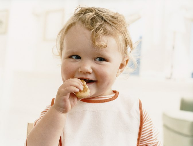 What Is a Meal Plan for a 14-Month-Old Child?