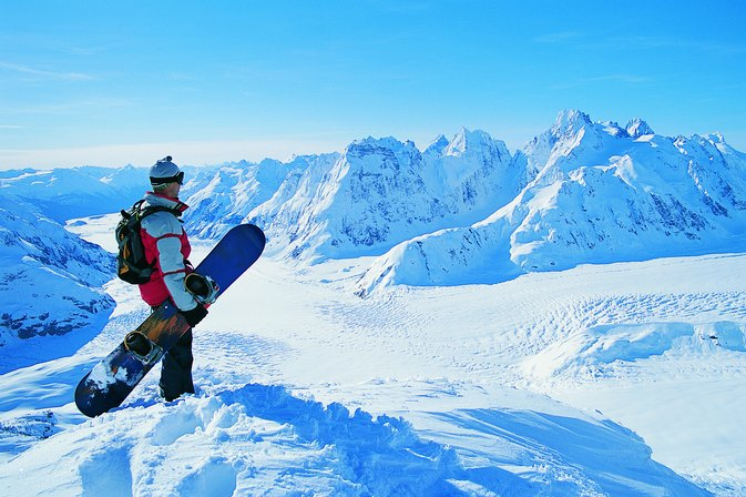 Do You Lose Weight While Snowboarding?