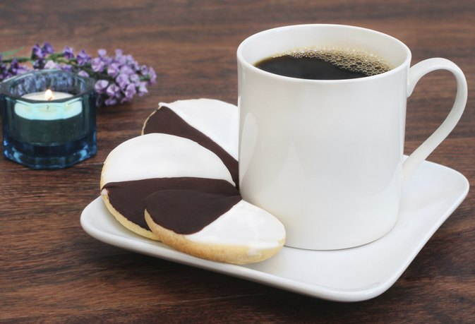 The Calories in Black & White Cookies