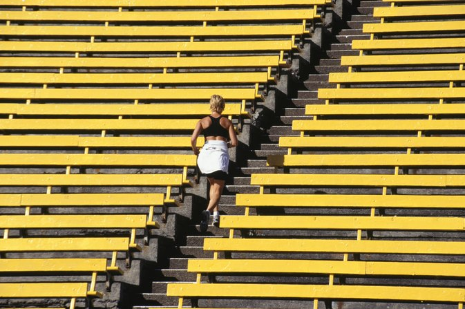 Can Walking Up A Flight Of Stairs Multiple Times Make You Lose Weight
