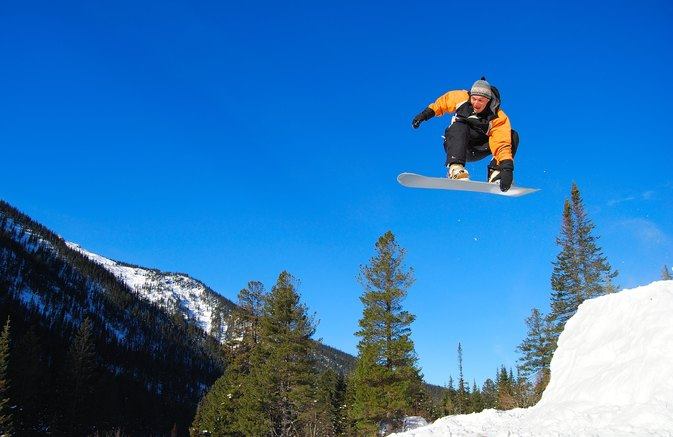 The Advantages of Rocker and Camber Snowboards