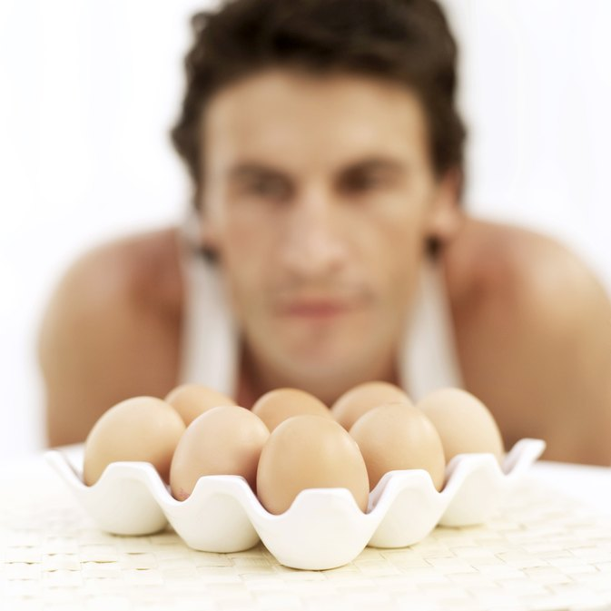 Raw Egg Whites Vs Whey Protein