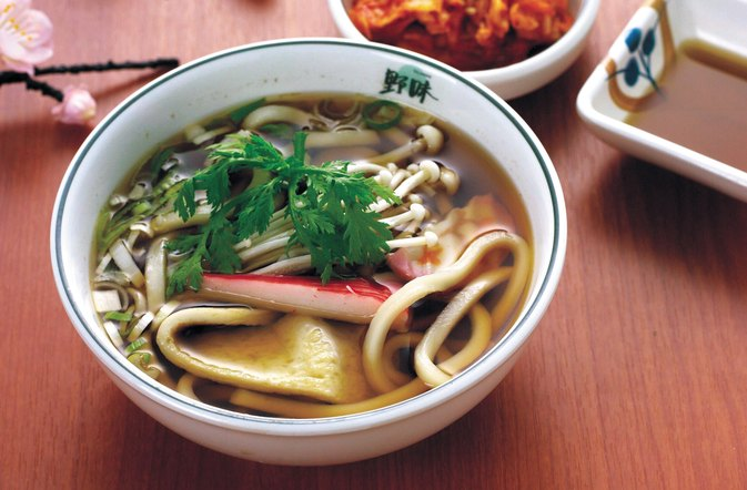 Nutrition of Udon Soup