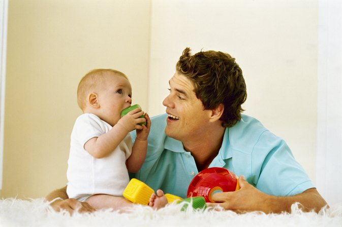 Activities to Help Infants' Physical Development