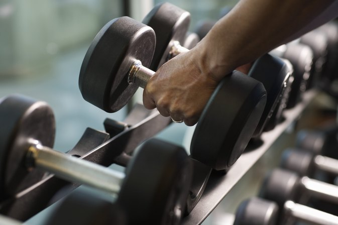 How Much I Should Lift in Dumbbells?