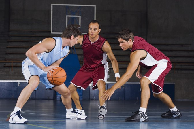 Types of Dribbles in Basketball