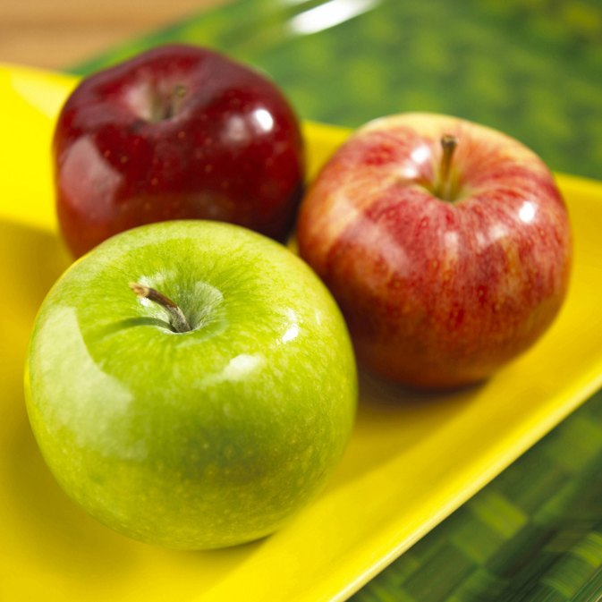 Starch in Apples