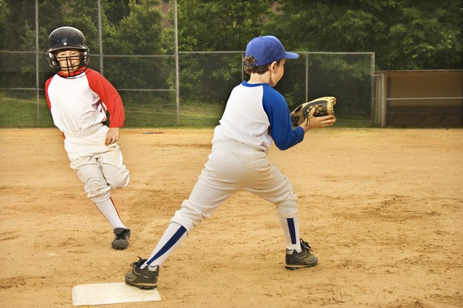 Baseball Rules Regarding Sliding into First Base