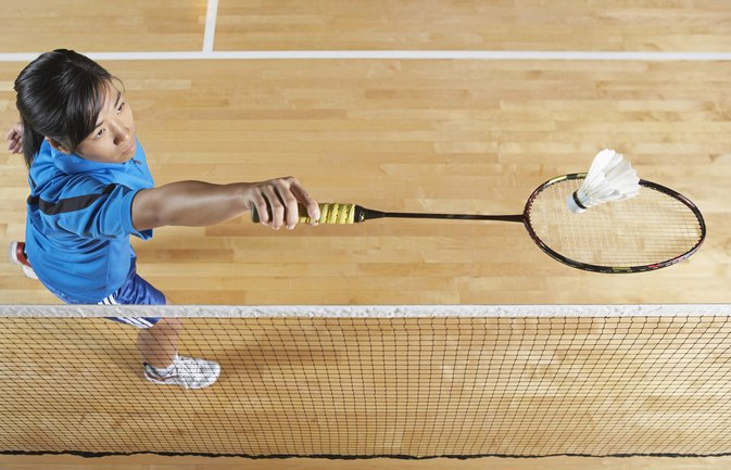 Fundamental Skills & Rules in Badminton