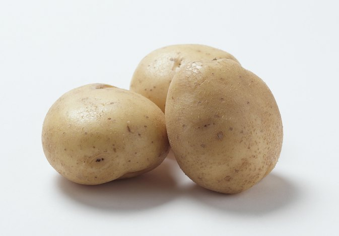 Fiber in Potatoes