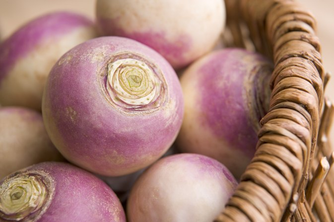 Are Turnips Low on the Glycemic Food List?