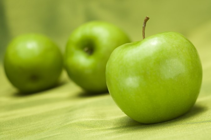 Apple Fiber Constipation Relief