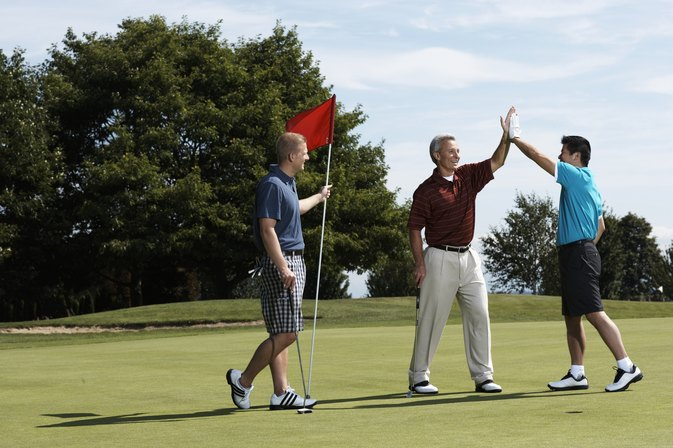 Fun Golf Games for Leagues to Play on the Course