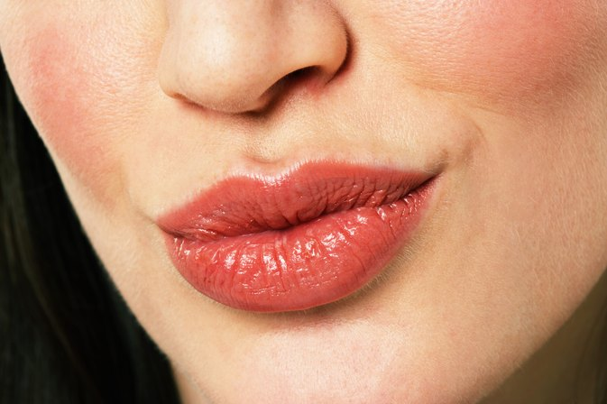 What Causes Extreme Dry Mouth Where Teeth Stick to Lips?