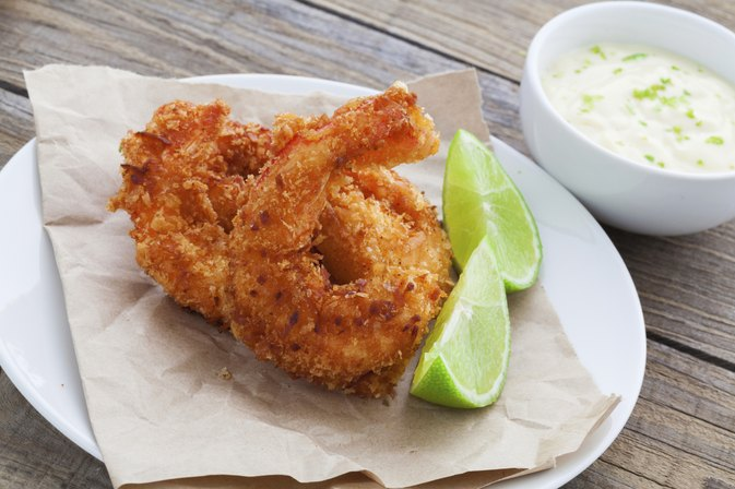 Coconut Shrimp Nutrition