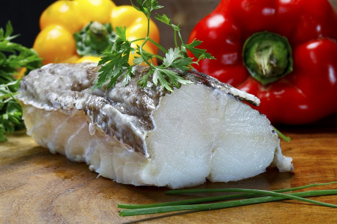 Nutrition of Cod Fish