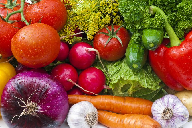 The 7-Day Color Diet