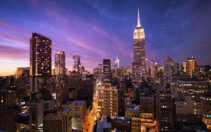 New York City Nighttime Activities & Sights