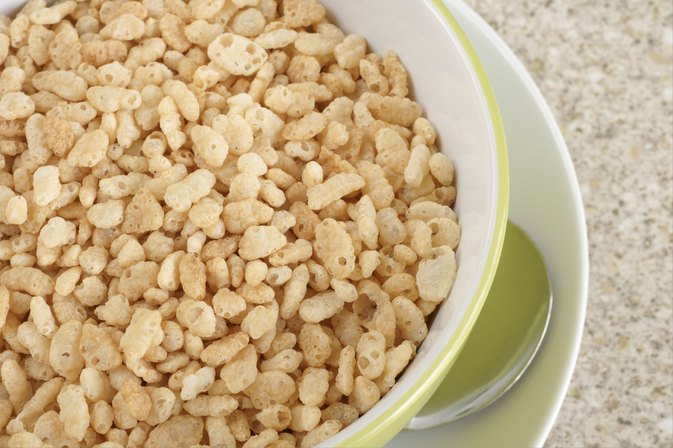 Rice Krispies Cereal Nutrition Facts