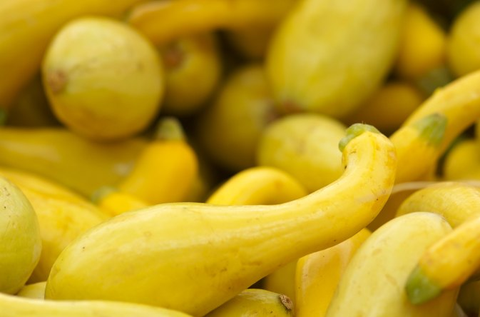 How to Bake Crookneck Squash