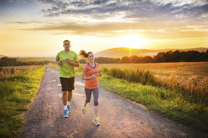 Long Distance Running & Low Blood Sugar