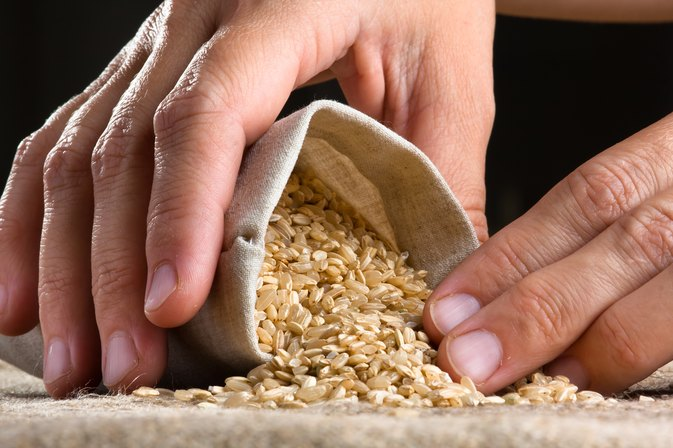 How Much Brown Rice Can a Woman Eat a Day?