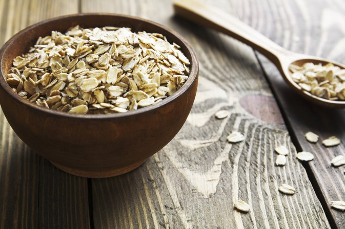 Proteins and Fiber in Oats
