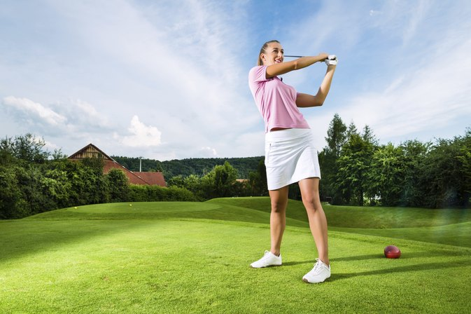 Golf Exercises for Women