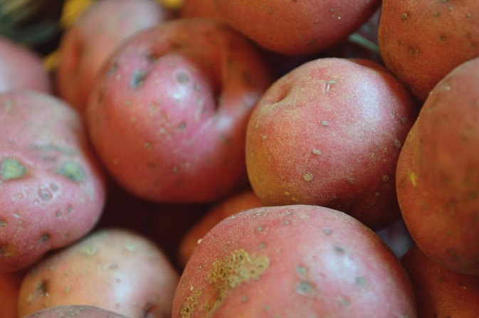 How to Cook Petite Red Potatoes