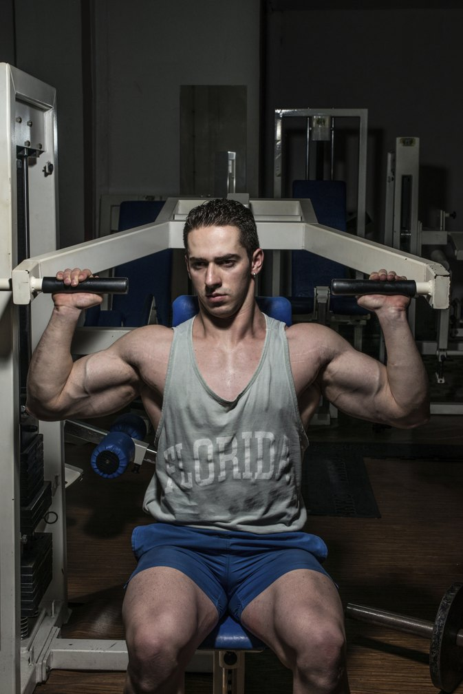 How to Improve Shoulder Strength
