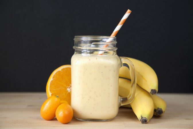 How to Avoid a Bitter Banana Taste in a Smoothie