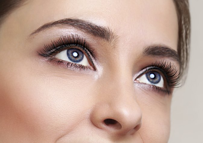 What Causes Eyelashes To Fallout Livestrong