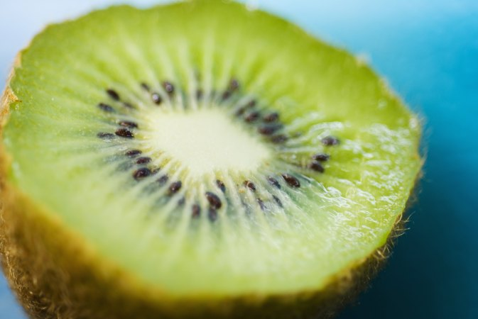 Are Green Kiwi Fruit & Gold Kiwi Fruit Nutritionally the Same?
