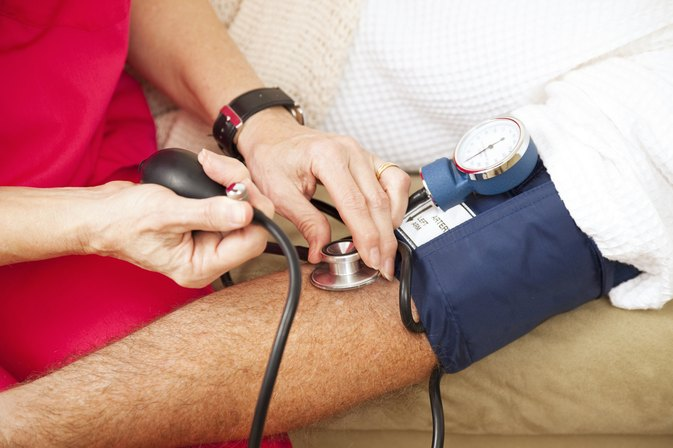 Dangerous Blood Pressure Levels