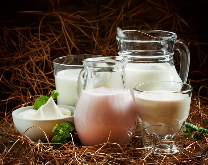Do Milk & Yogurt Make Acid Reflux Worse?