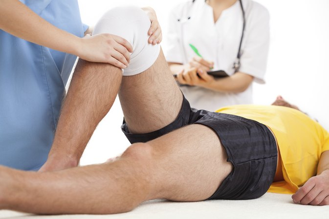Physical Therapy Exercises for Sprained Knee Ligaments