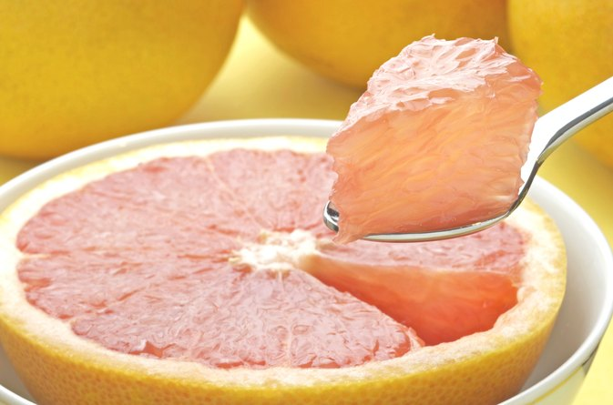 Grapefruit Glycemic Index