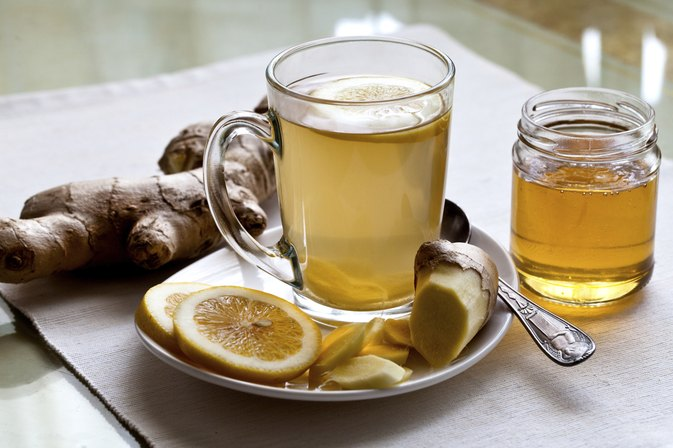 Health Benefits of Lemon Ginger Tea