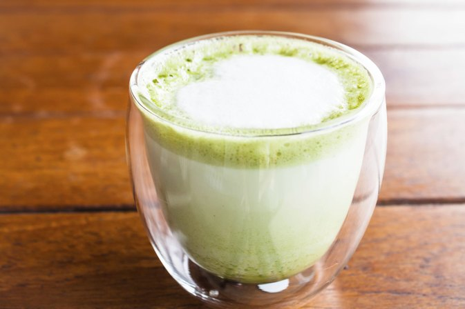 Green Tea Latte Benefits