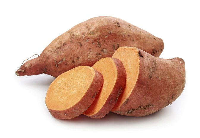 How Many Calories Are in One Baked Sweet Potato?