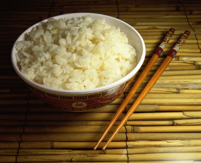 White Rice for Weight Loss