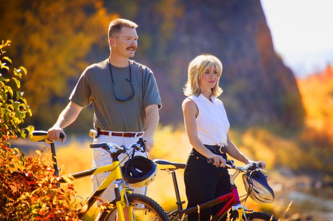 Which Is Better Exercise: Walking or Biking?