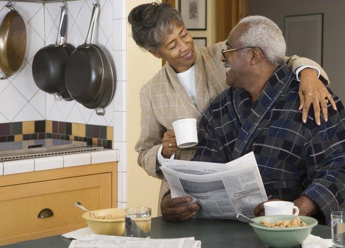 Healthy Menu Diet Plans for a 70-Year-Old Couple